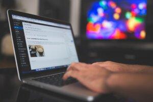 Blog maken voor een webshop