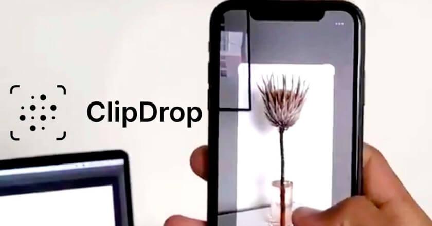 Clipdrop voor productfoto's