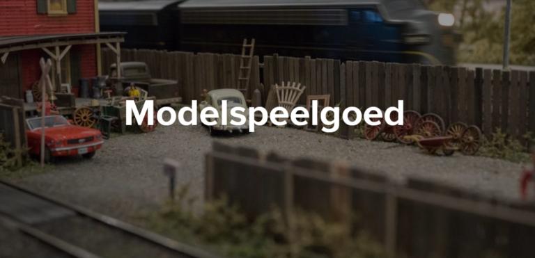 Modelspeelgoed KMO Shops