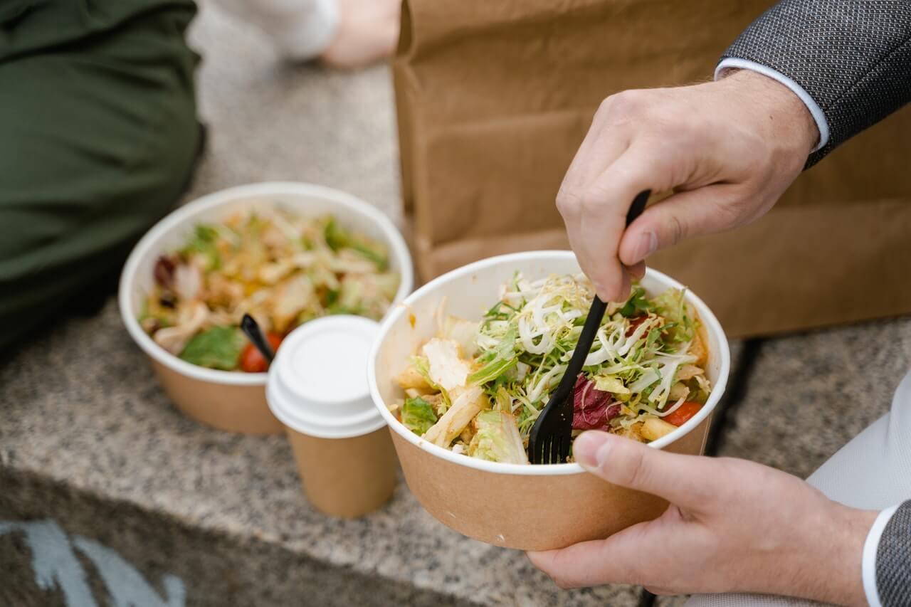 online eten verkopen checklist