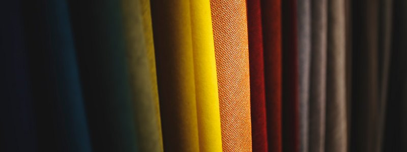 Items in verschillende kleuren
