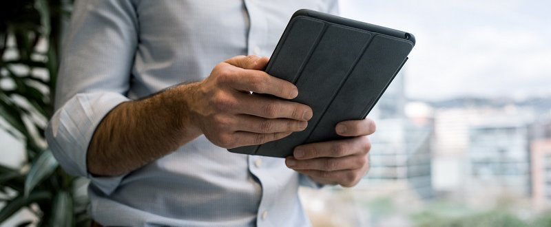 Tablet als mobiel kassasysteem